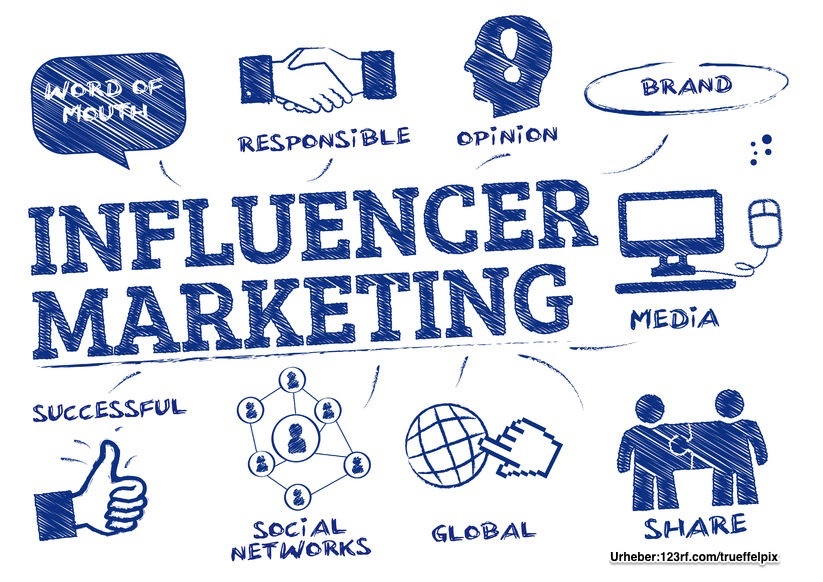 Marketing-Influencer