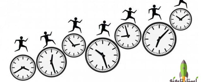وقت شناس بودن چه کمکی به استارتاپ ها می کند؟